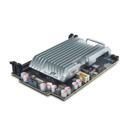 Picture of an FPGA module
