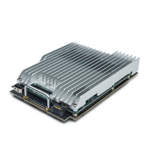 Picture of an x86 module