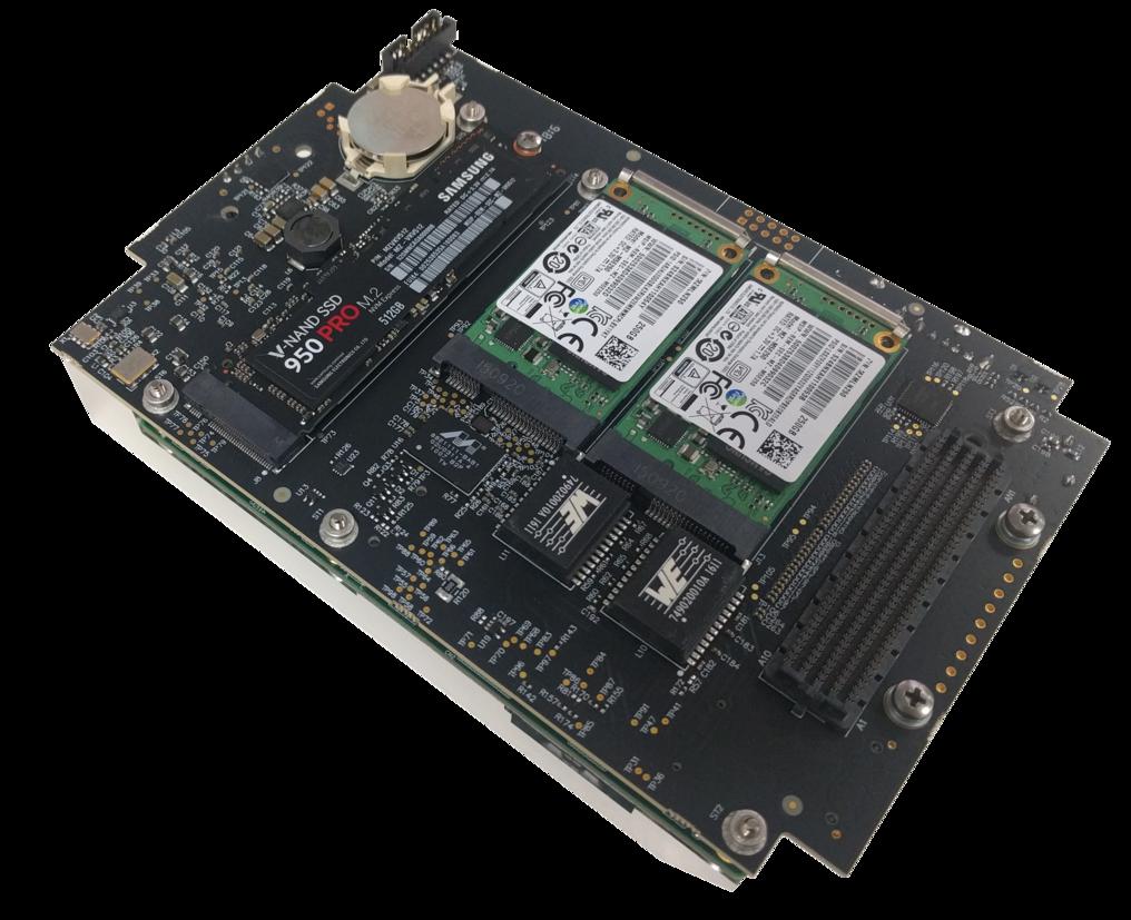 FPGA Module for ExaLINK Fusion | Exablaze